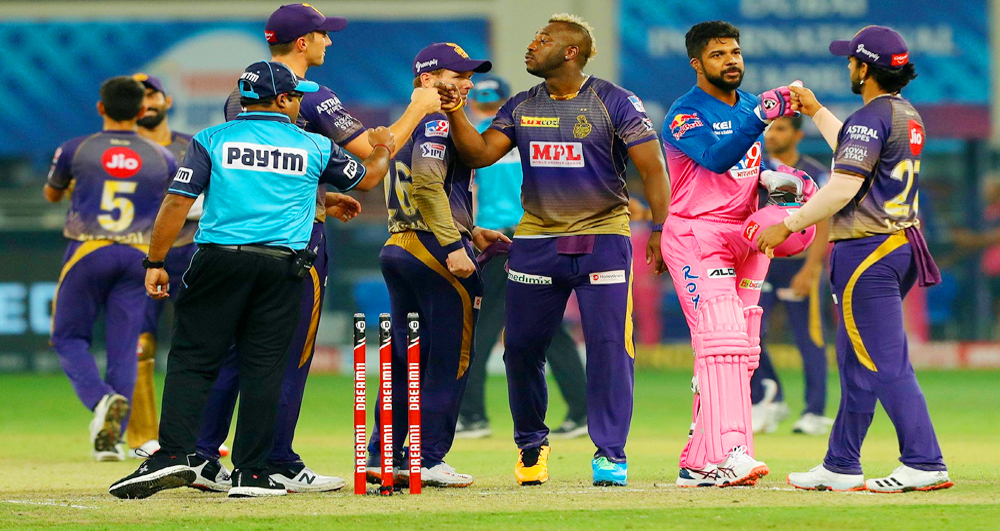 IPL2020: Rajasthan's play-off journey ends with 60-run defeat against Kolkata